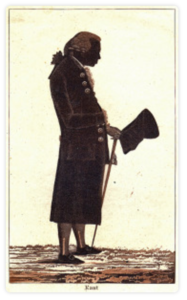 Immanuel Kant crooked posture