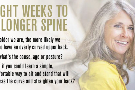 eight weeks to longer spine